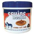 Equine Health Emu Oil Rub